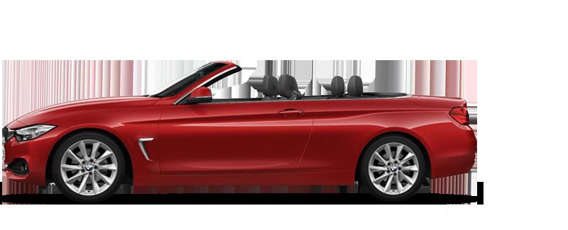 BMW الفئة الرابعة 420i كشف