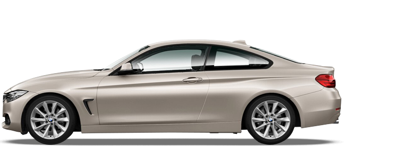 BMW الفئة الرابعة 430i كوبيه
