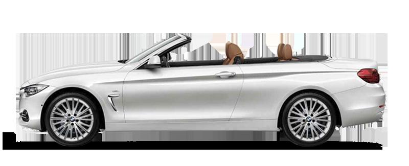 BMW الفئة الرابعة 430i كشف