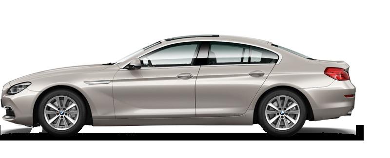 BMW الفئة السادسة 640i غران كوبيه