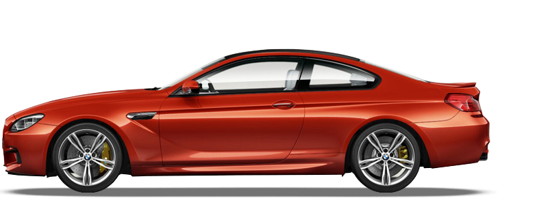 BMW M6 كوبيه