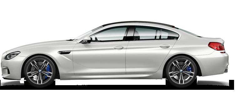 BMW M6 غران كوبيه